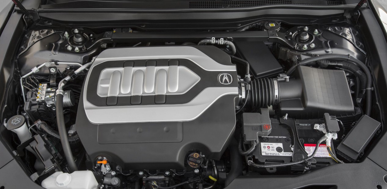 2020 Acura RLX Coupe Engine
