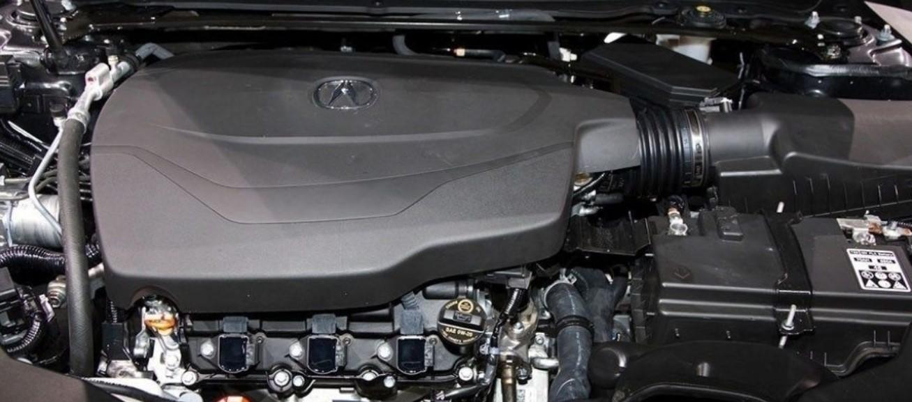 2020 Acura RSX Engine
