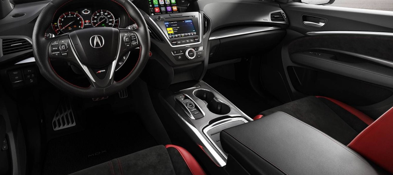 2020 Acura RSX Interior