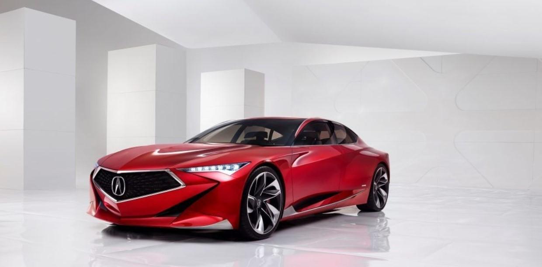 2020 Acura TLX S Type Exterior