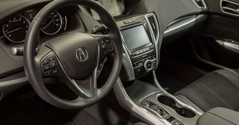 2020 Acura TLX S Type Interior