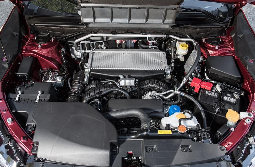 2020 Subaru Brat Engine