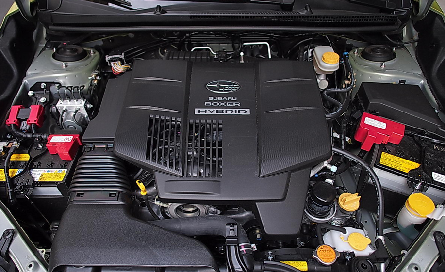 2020 Subaru Forester Hybrid Engine