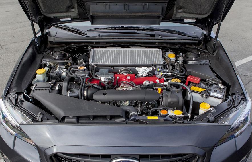 2020 Subaru Impreza Sedan Engine