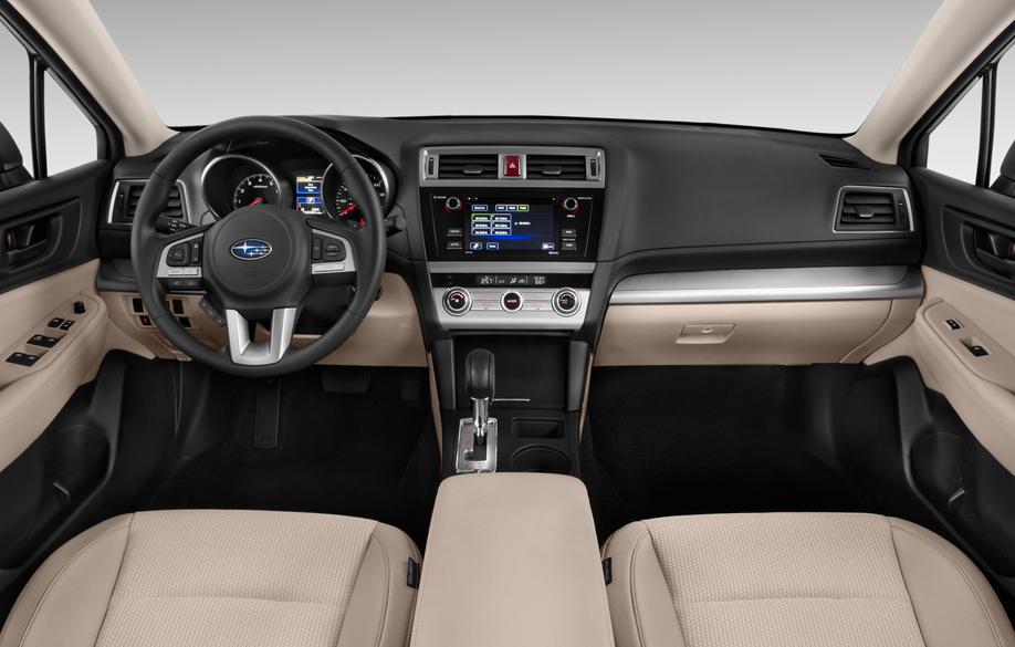 2020 Subaru Outback Spy Photos Interior