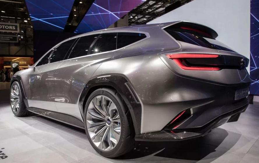 2020 Subaru Viziv Tourer Concept