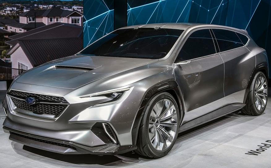 2020 Subaru Viziv Tourer Exterior