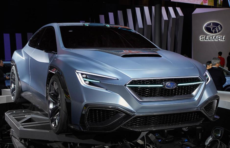 2020 Subaru WRX STI Exterior