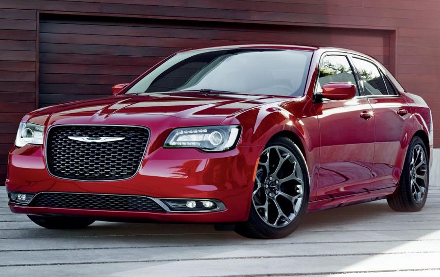 2021 Chrysler 300 Exterior