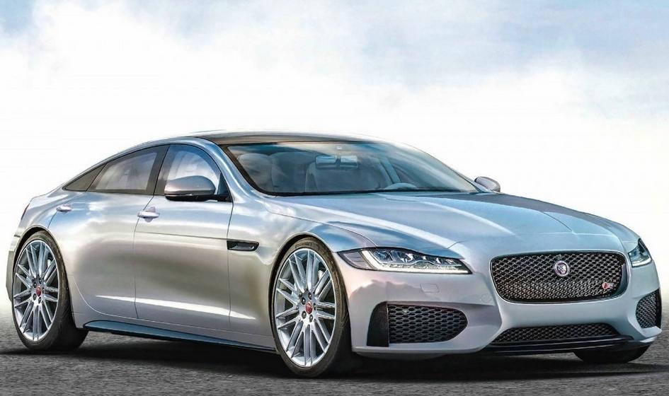 2021 Jaguar XJ Exterior