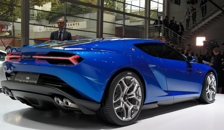 2021 Lamborghini Asterion Concept