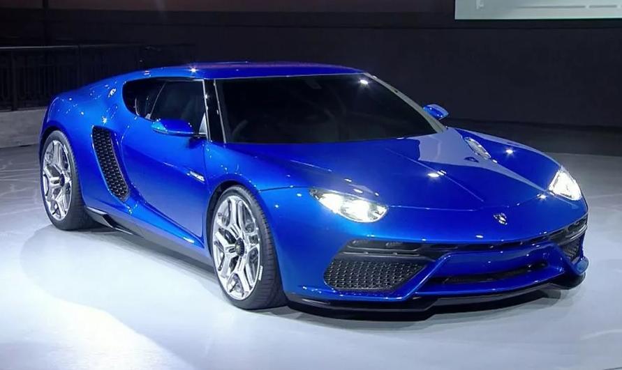 2021 Lamborghini Asterion Exterior