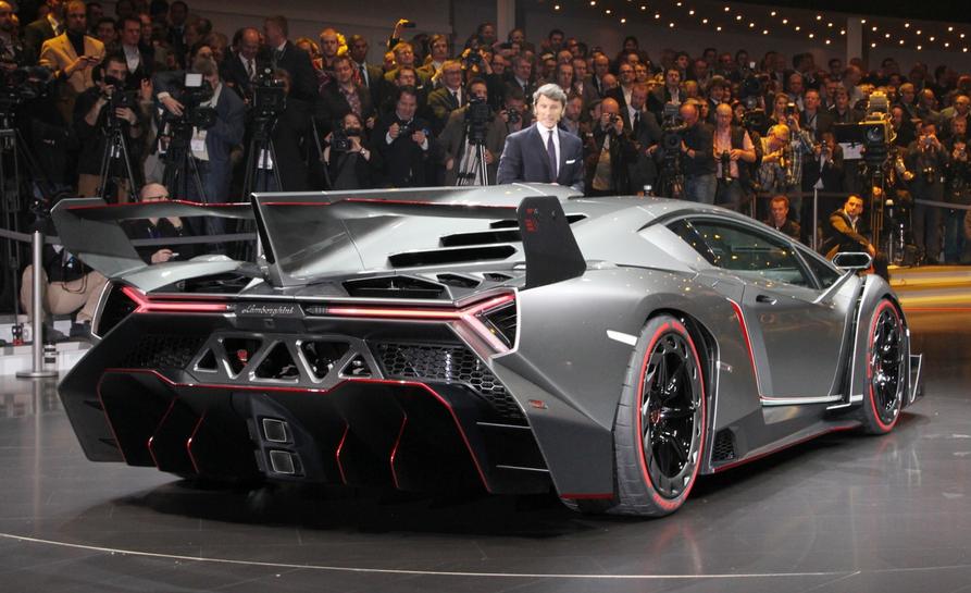 2021 Lamborghini Veneno Concept
