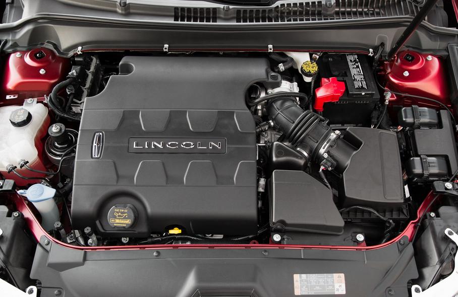 2021 Lincoln MKZ Engine