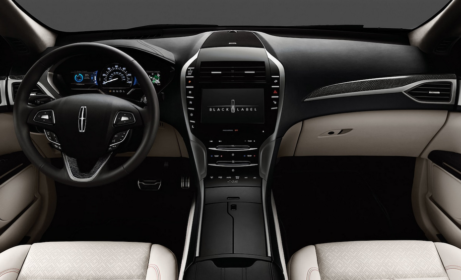 2021 Lincoln MKZ Interior