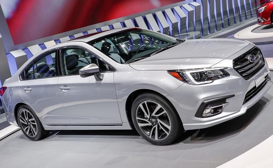 New Subaru Models 2020 Legacy
