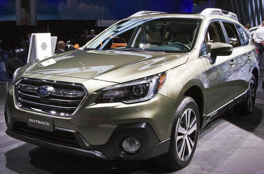 New Subaru Models 2020 Outback