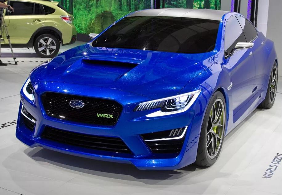 New Subaru Models 2020 WRX