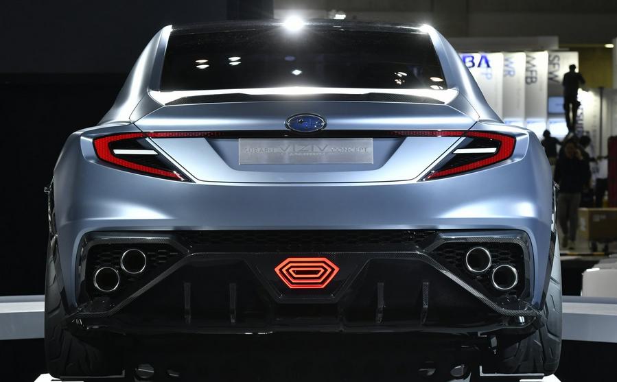 Novità Subaru 2020 Concept