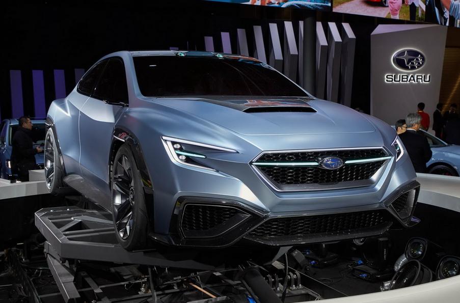 Novità Subaru 2020 Exterior