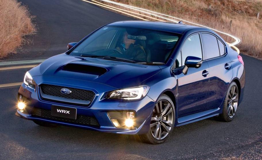 Subaru 2020 WRX Exterior