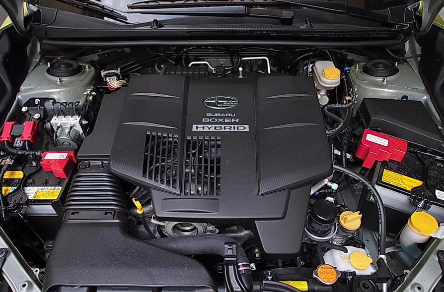 Subaru Forester 2020 Hybrid Engine