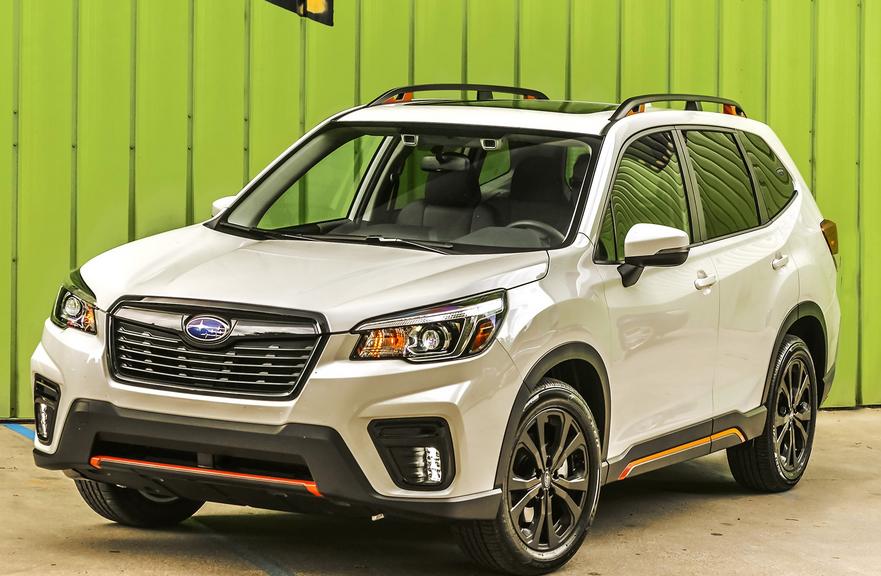 Subaru Forester 2020 Hybrid Exterior