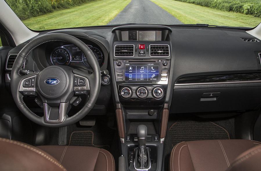 Subaru Forester 2020 Hybrid Interior