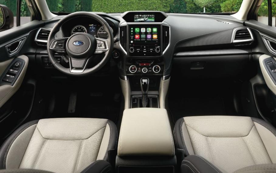 Subaru Forester 2020 Turbo Exterior