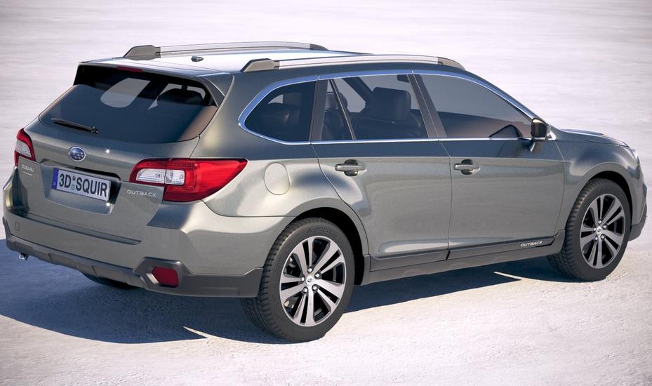 Subaru Outback 2020 Australia Concept
