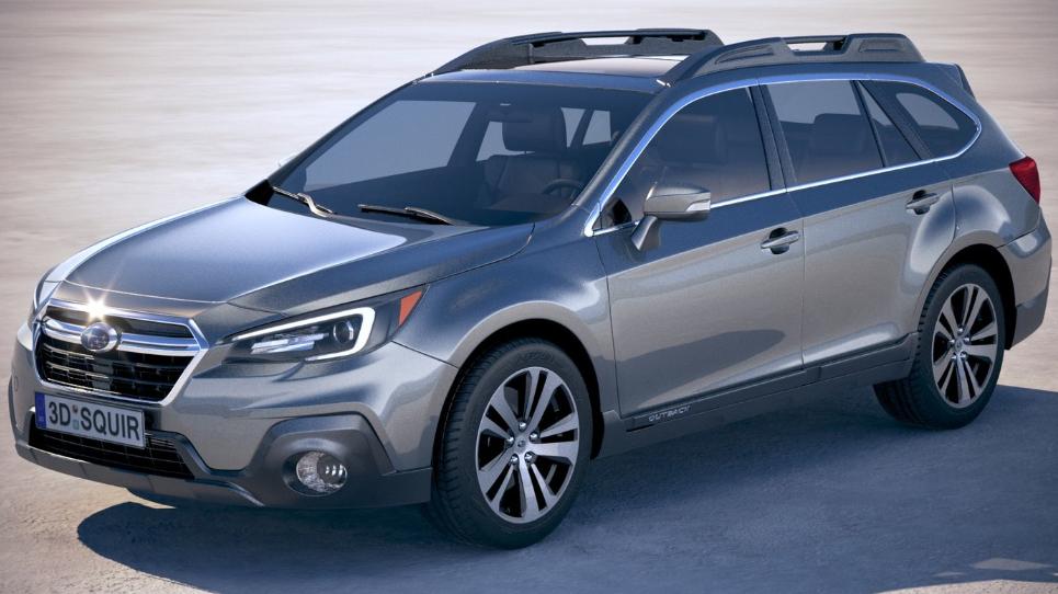 Subaru Outback 2020 Australia Exterior