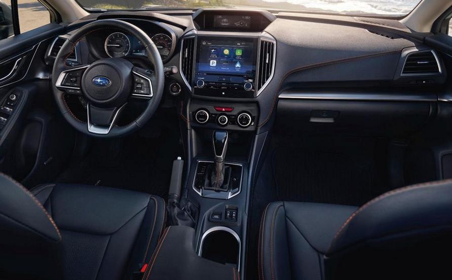 Toyota Subaru 2020 Interior