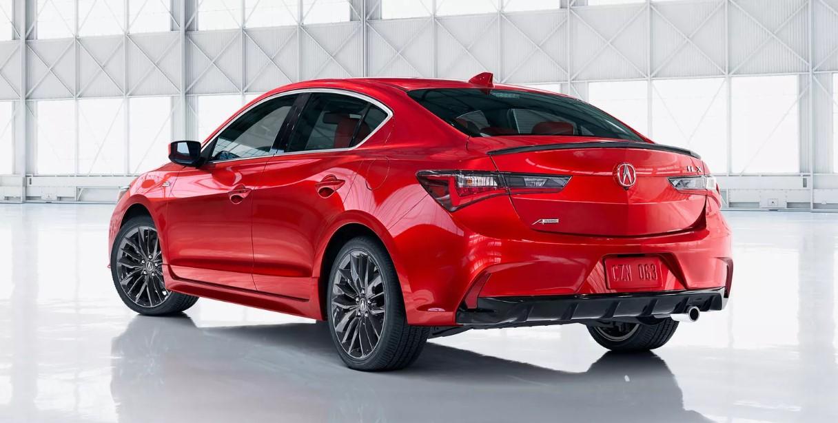 2019 Acura ILX Engine