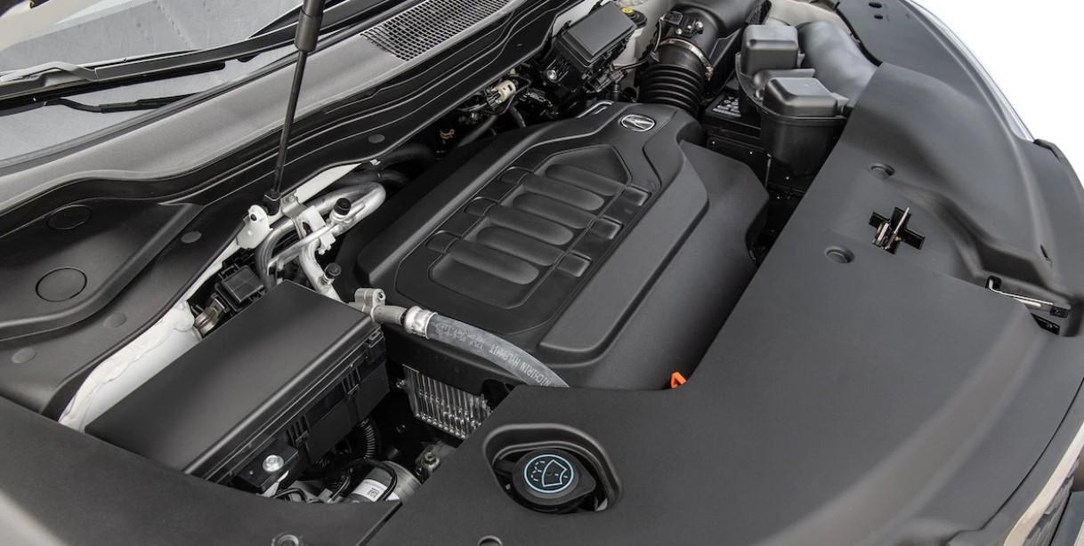 2019 Acura MDX Engine