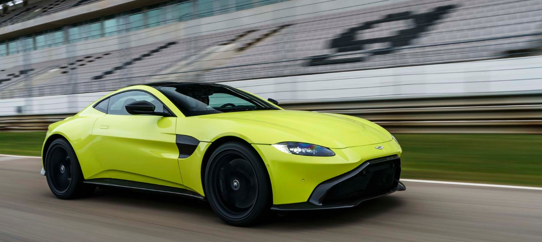 2019 Aston Martin Vantage Exterior