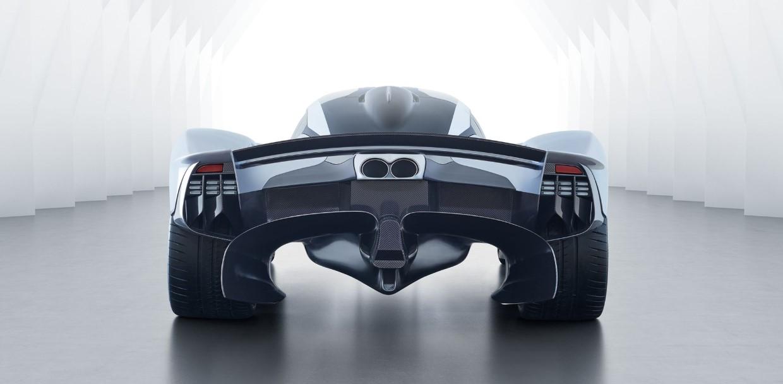 Aston Martin Valkyrie 2020 Engine