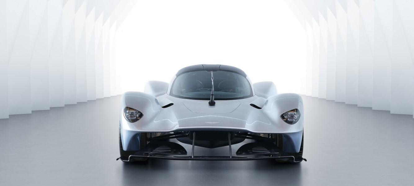 Aston Martin Valkyrie 2020 Exterior
