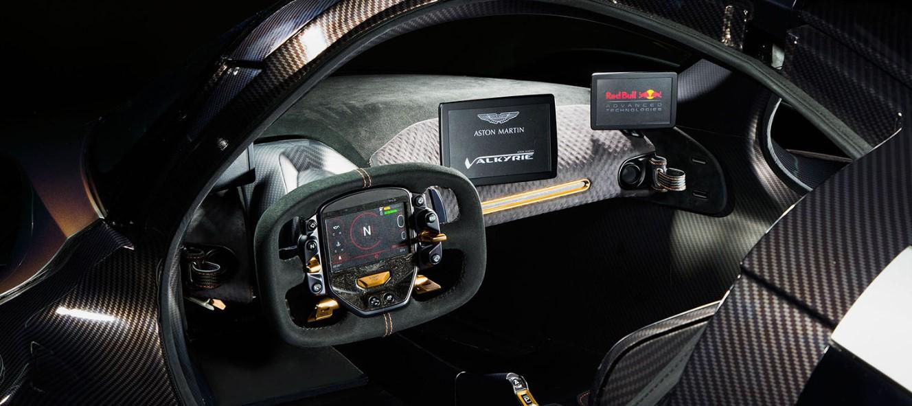 Aston Martin Valkyrie 2020 Interior