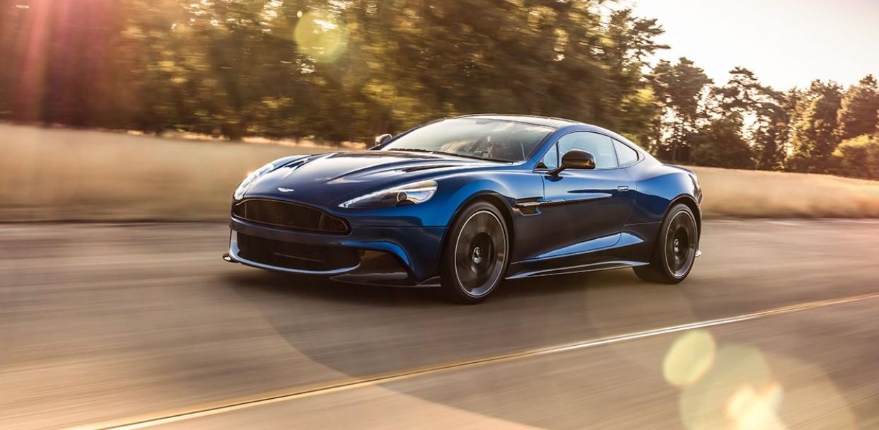 Aston Martin Vanquish S 2020 Exterior