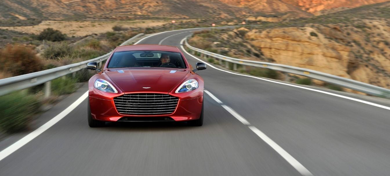 2020 Aston Martin Rapide S Exterior