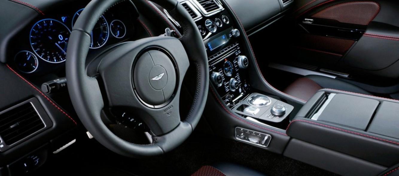 2020 Aston Martin Rapide S Interior