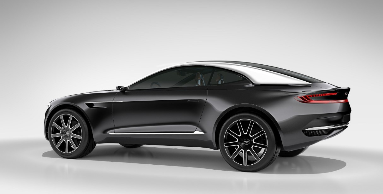 Aston Martin DBX 2020 Engine