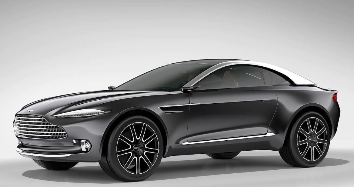 Aston Martin DBX 2020 Exterior