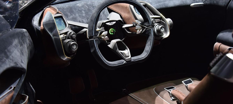 Aston Martin DBX 2020 Interior