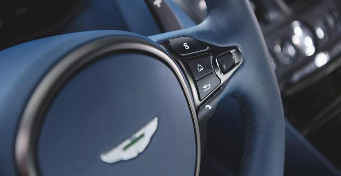 2019 Aston Martin DBS Interior