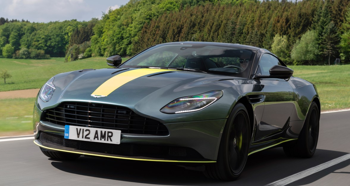 2020 Aston Martin Db11 V12 Engine Price Interior Latest Car Reviews