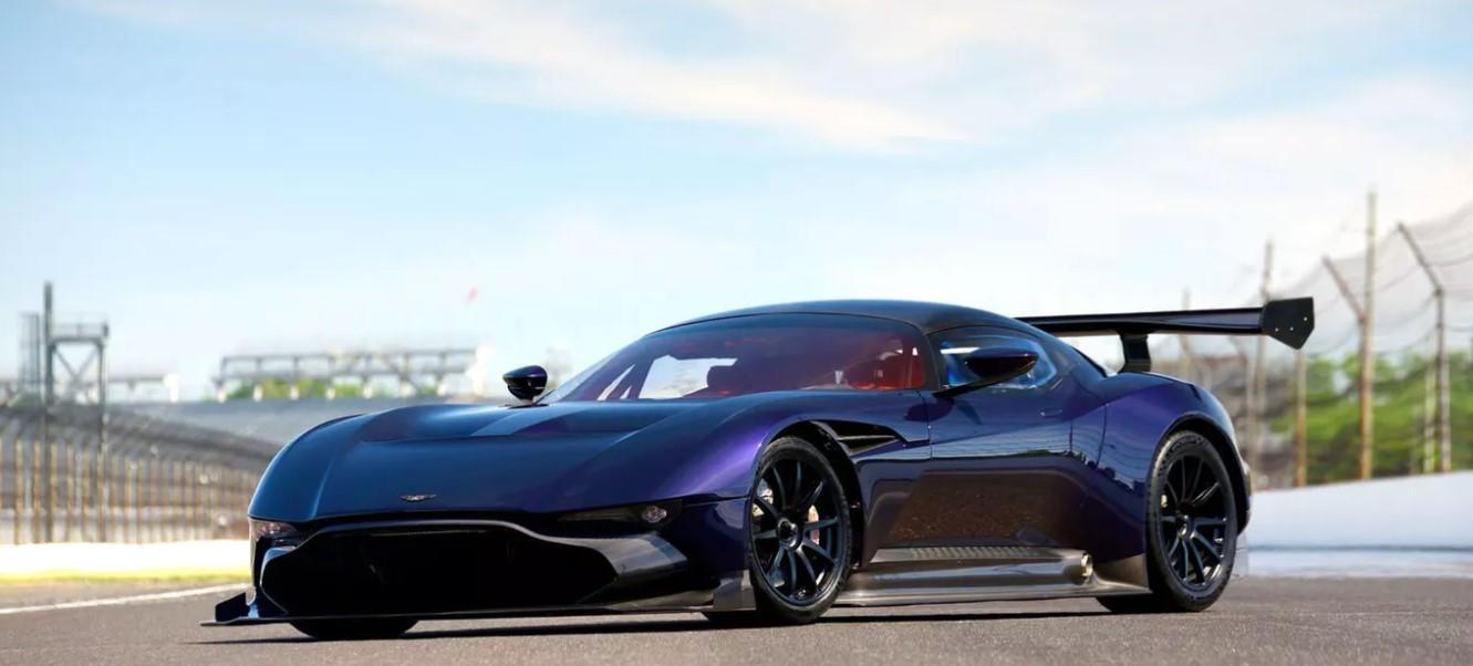 2020 Aston Martin Vulcan Exterior