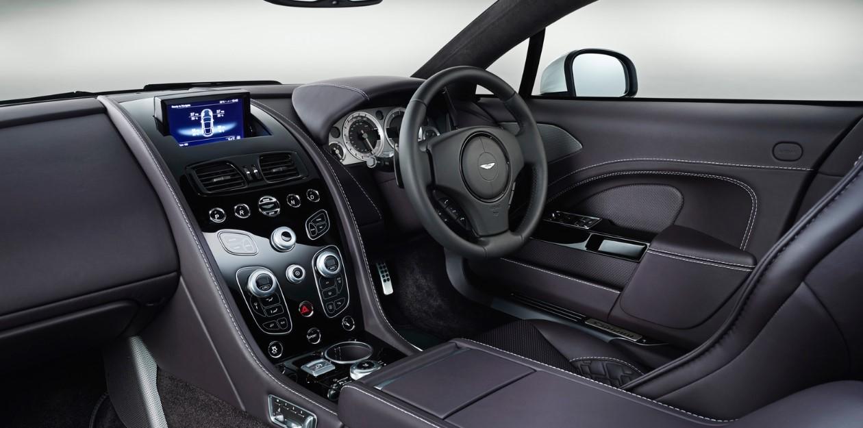 Aston Martin Rapide 2020 Interior