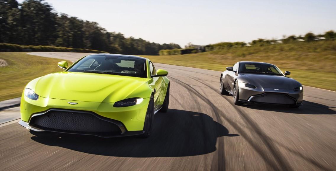 Aston Martin Vantage 2020 Exterior