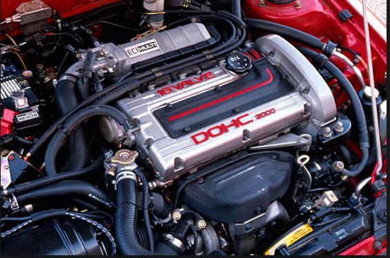 2019 Mitsubishi Eclipse engine